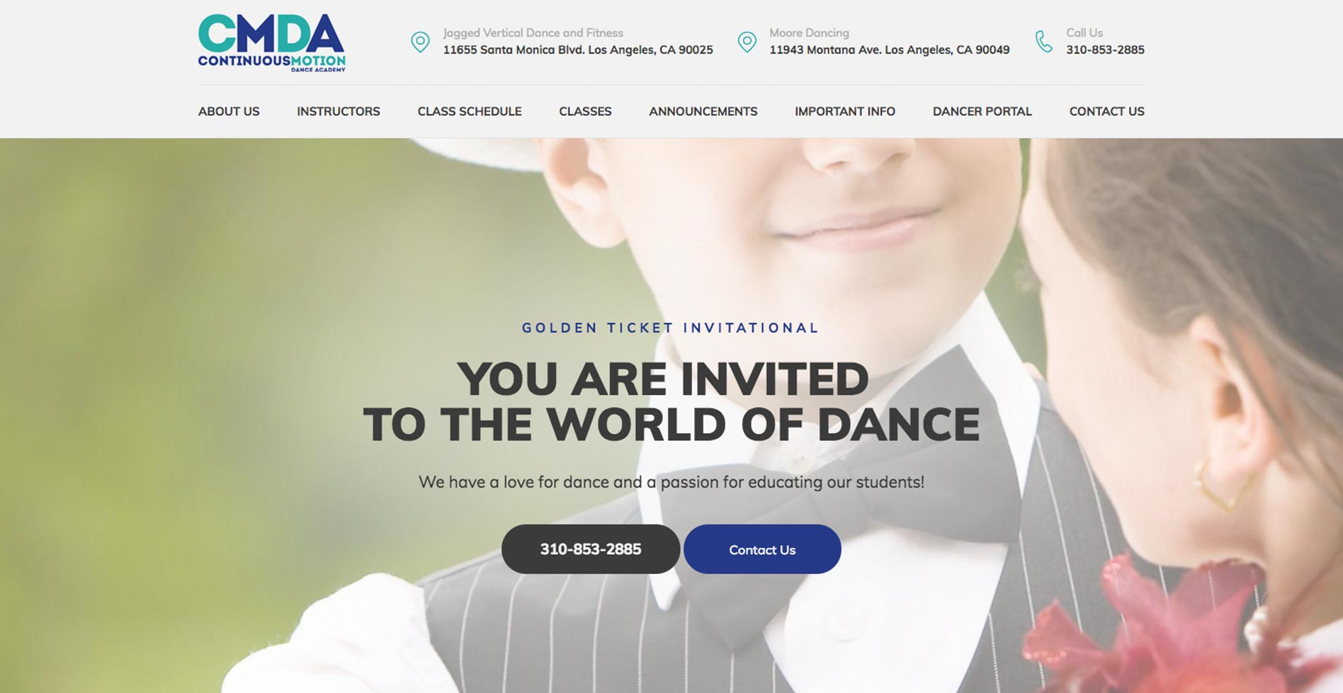 Continuous Motion Dance Academy