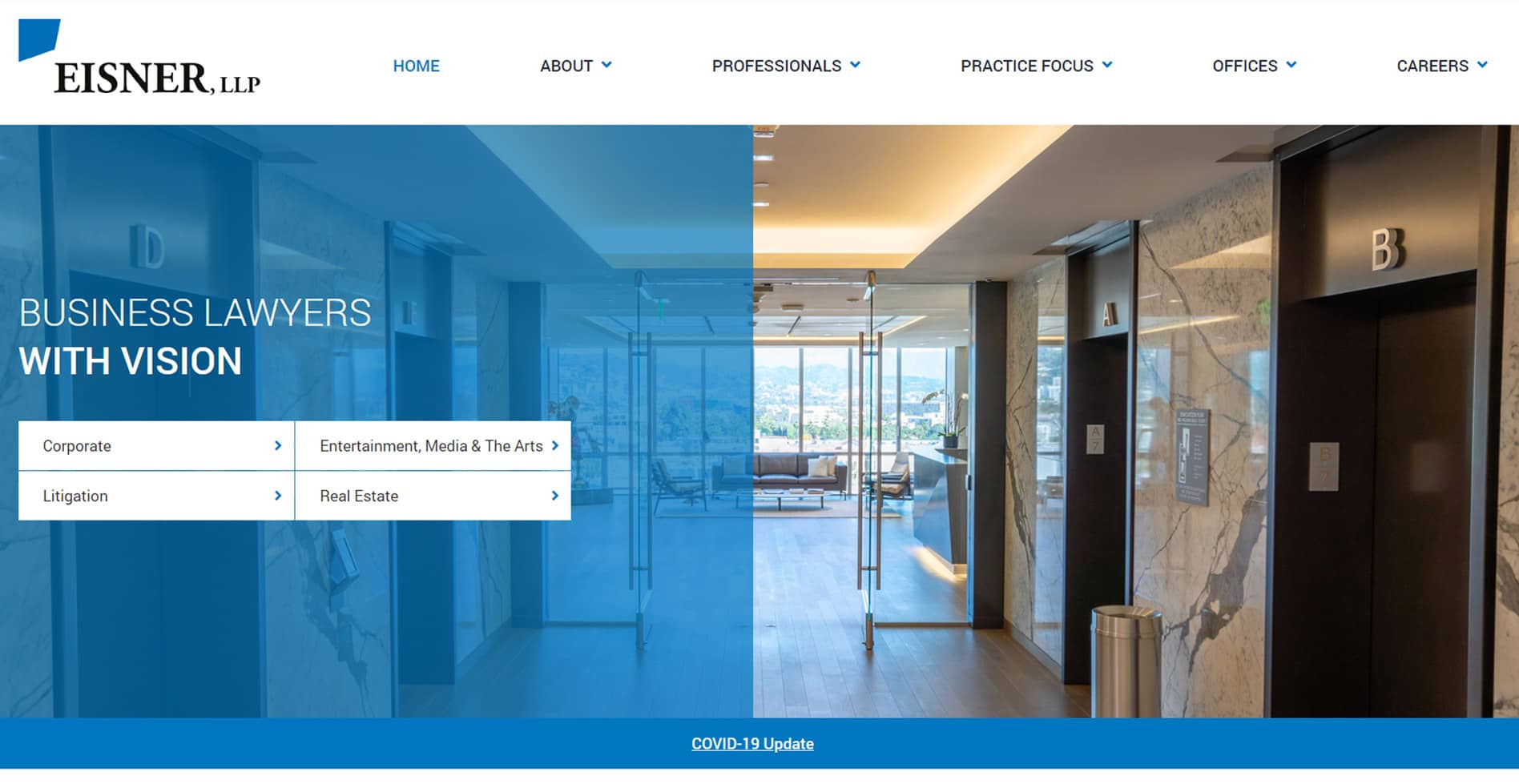 Eisner LLP Website