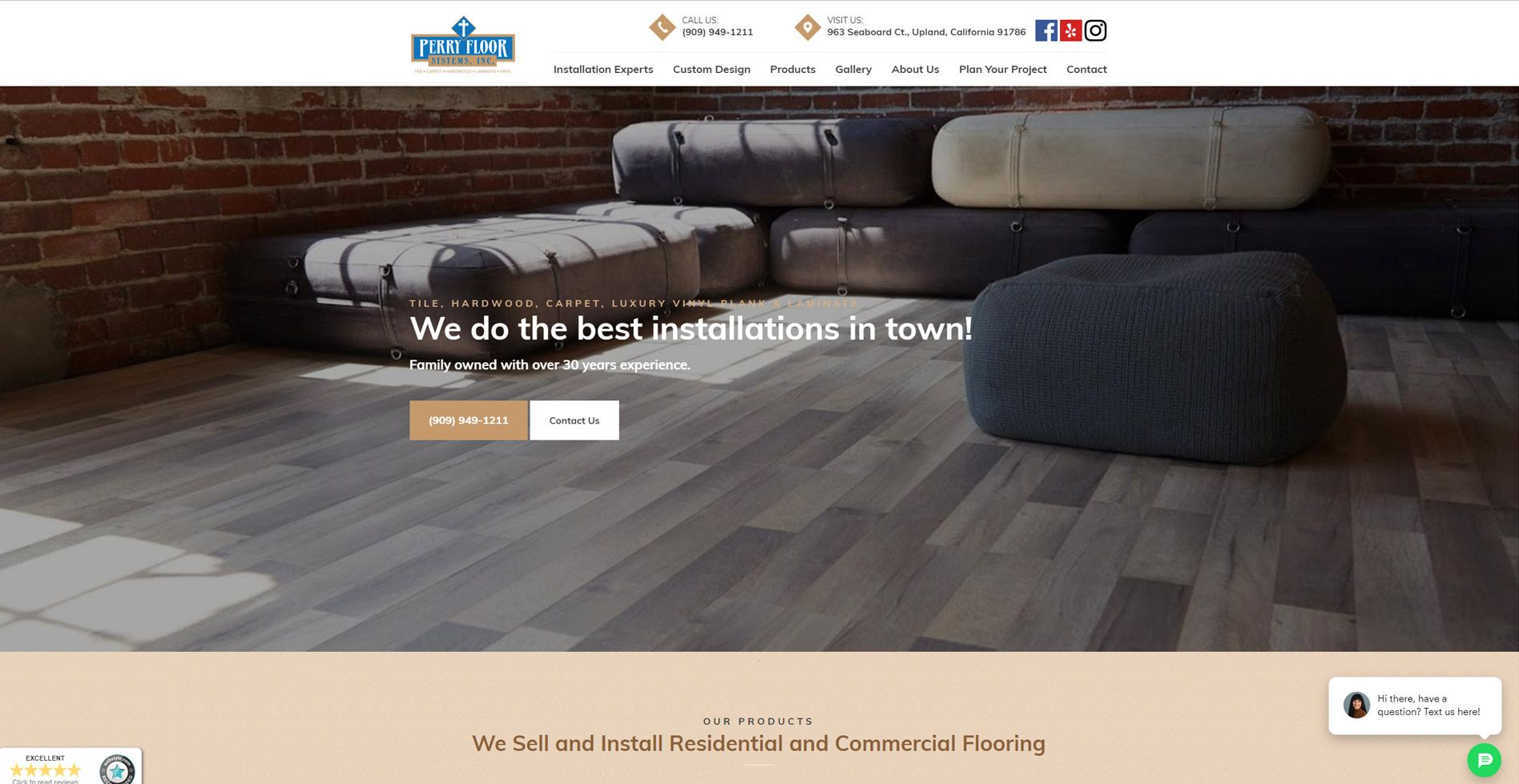 Perry Floor Systems Inc.