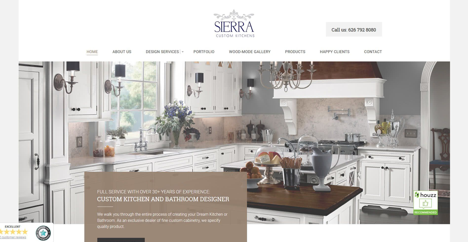 Sierra Custom Kitchens