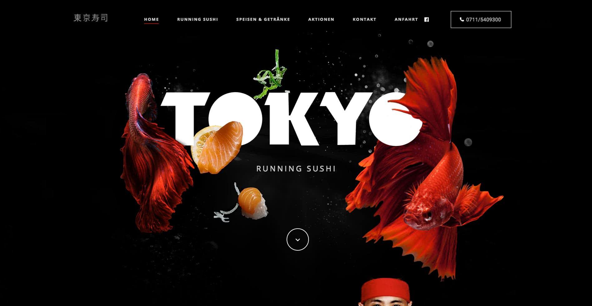 Tokyo Sushi Stuttgart